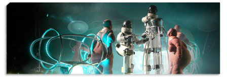Teatr Biuro Podróżys' Planet Lem