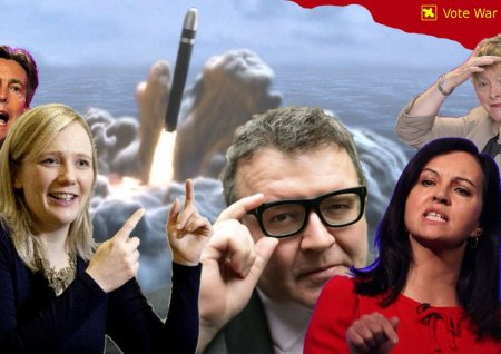 Labour Deputy Leader Candidates & Trident